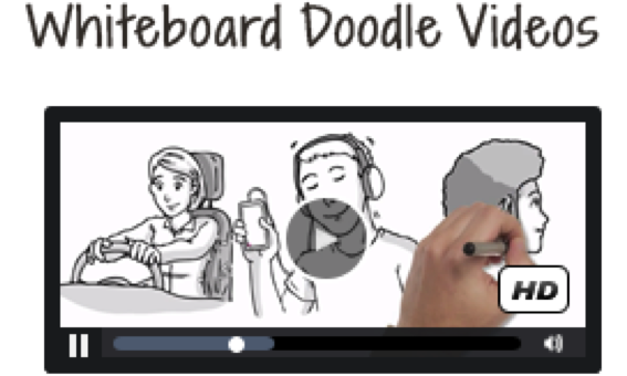 Project 3 White Board Doodle Videos