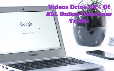 Videos Drive 64% Of All Online Consumer Traffic